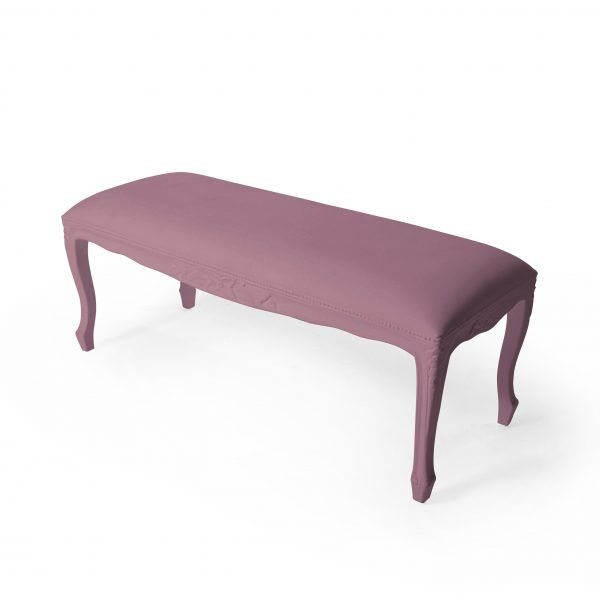 PLASTIC FANTASTIC large bench variabel