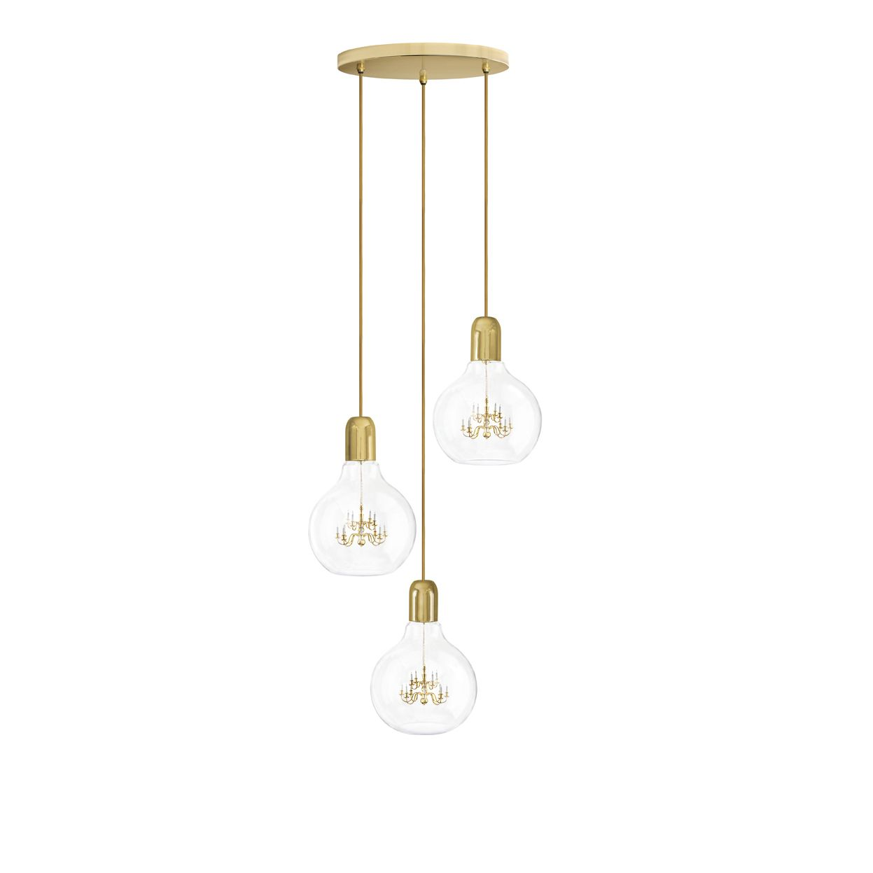 Looking for a mineheart king edison trio chandelier shop online at king edison trio 1 3 arubaitofo Images