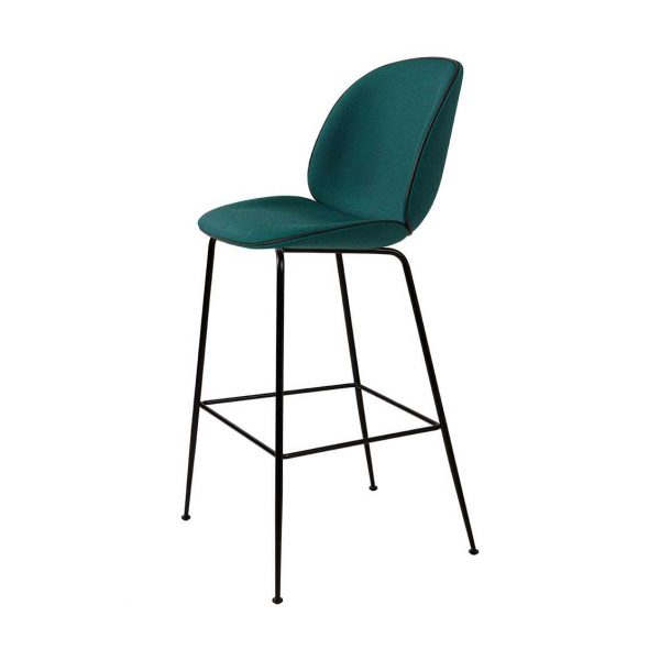 gubi-beetle-stool-kvadrat-canvas-904-groen-zwart_1