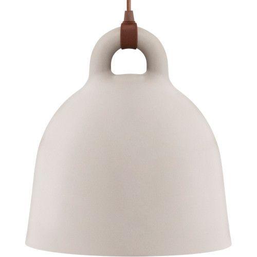 normann-copenhagen-bell-hanglamp-sand-large